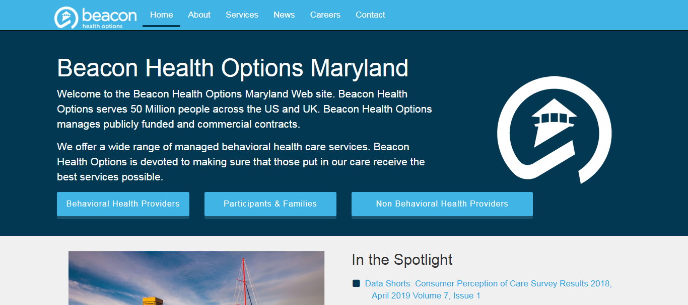Maryland Website